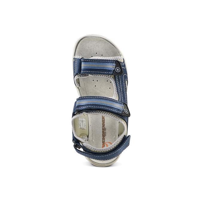 Childrens shoes weinbrenner-junior, Violet, 463-9102 - 17