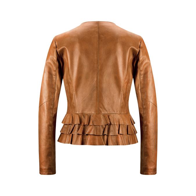 Jacket bata, Brun, 974-3176 - 26