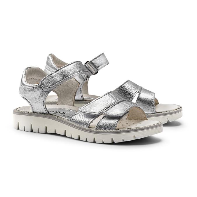 Childrens shoes primigi, Blanc, 364-1115 - 26
