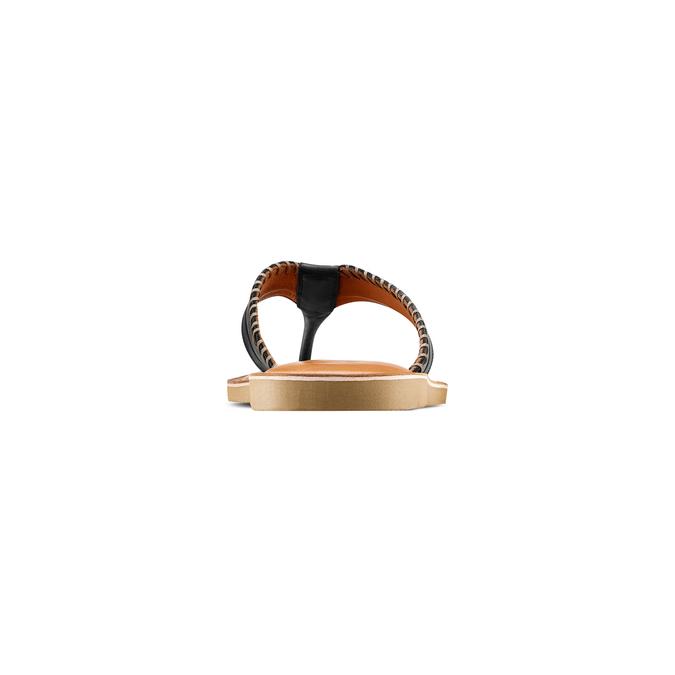 BATA Chaussures Homme bata, Noir, 864-6186 - 15