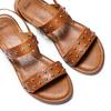 Women's shoes bata, Brun, 564-3210 - 26