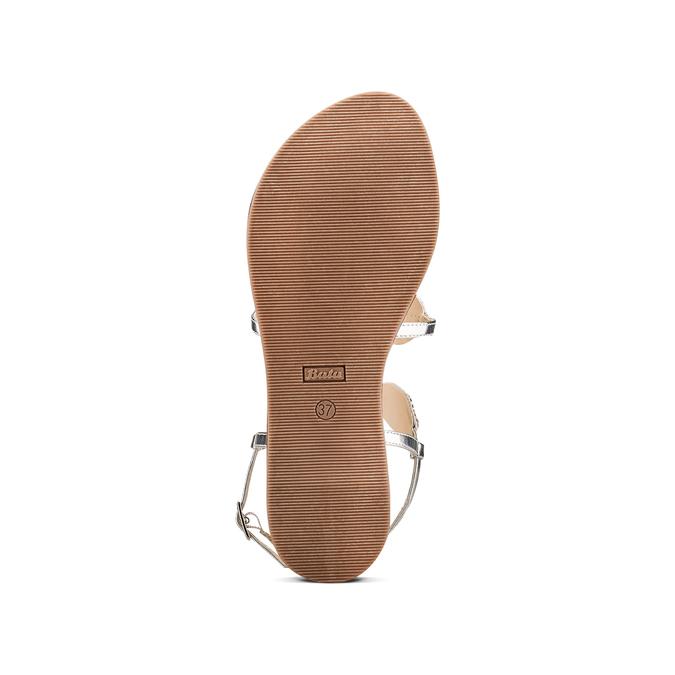 Women's shoes bata, Blanc, 561-1541 - 19