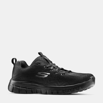SKECHERS Chaussures Femme skechers, Noir, 509-6318 - 13