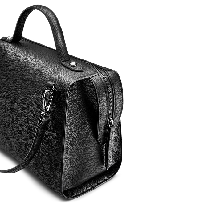 Bag bata, Noir, 961-6527 - 15