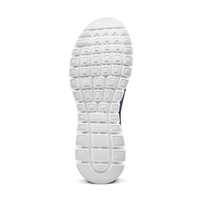 Chaussures Femme skechers, Bleu, 509-9318 - 17