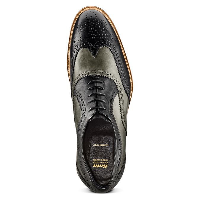 Men's shoes bata-the-shoemaker, Noir, 824-6364 - 17