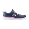 Chaussures Femme skechers, Bleu, 509-9318 - 26