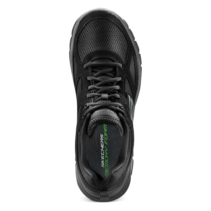 SKECHERS Chaussures Homme, Noir, 809-6805 - 17