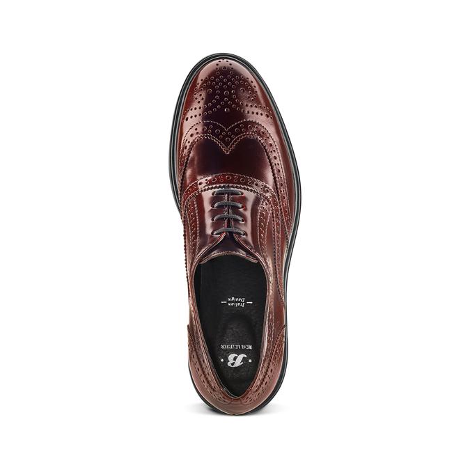 Women's shoes bata, Rouge, 524-5536 - 17