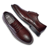 Men's shoes bata, Brun, 824-4504 - 26