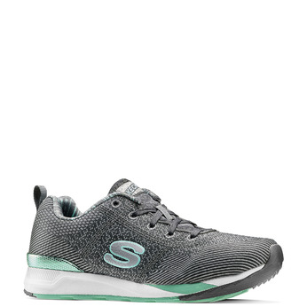 Chaussures Femme skechers, Gris, 509-2313 - 13