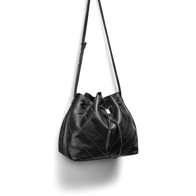 BATA Sac Femme bata, Noir, 961-6510 - 17