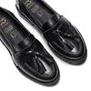 Women's shoes flexible, Noir, 514-6226 - 26