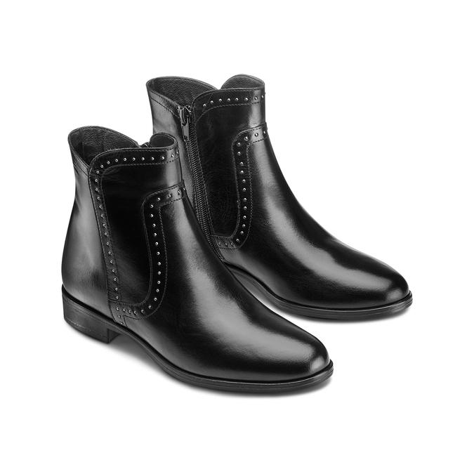 Women's shoes bata, Noir, 594-6936 - 16