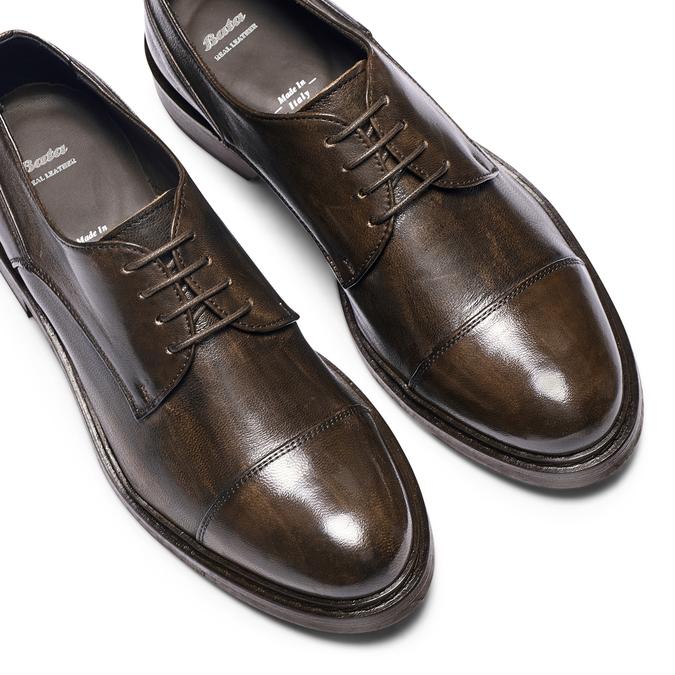 Women's shoes bata, Brun, 524-4227 - 26