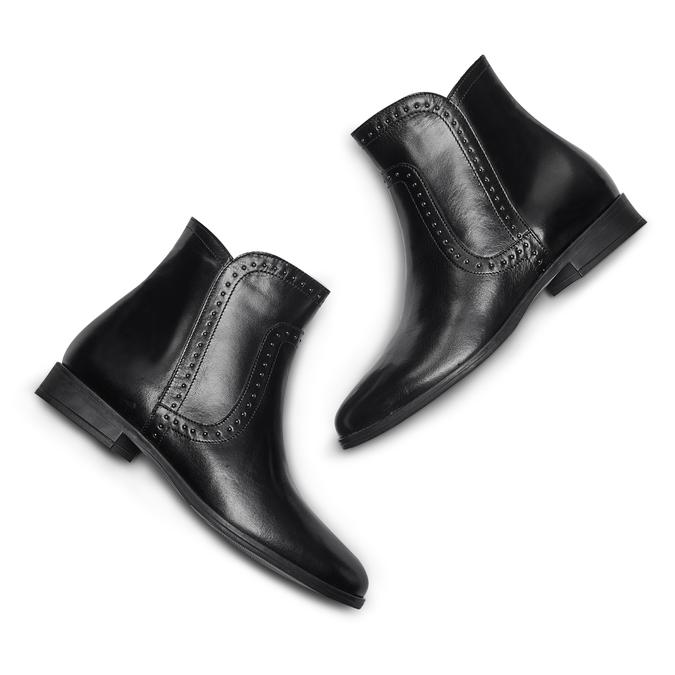 BATA Chaussures Femme bata, Noir, 594-6936 - 26