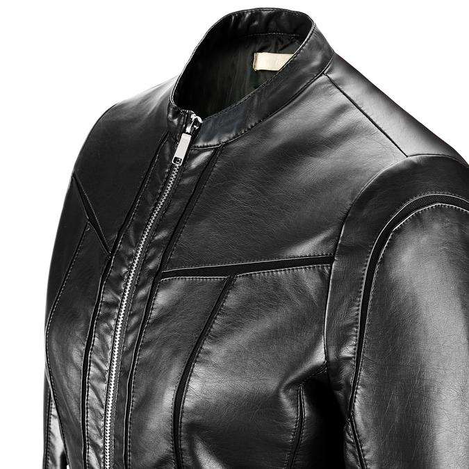 Jacket bata, Noir, 971-6195 - 15