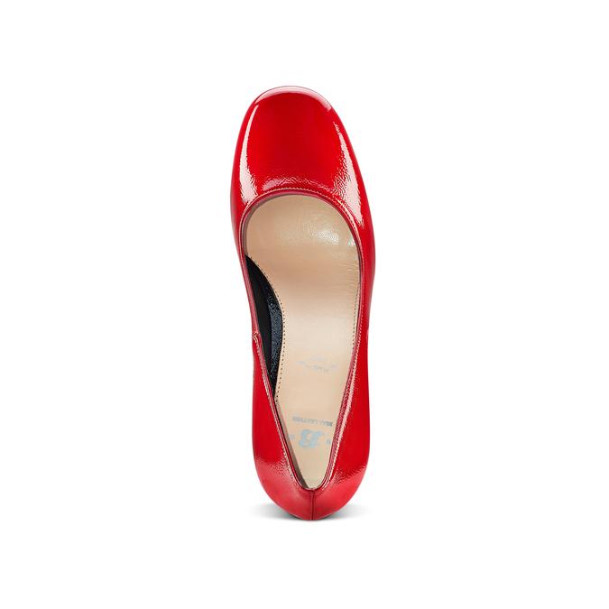 BATA Chaussures Femme bata, Rouge, 728-5172 - 17
