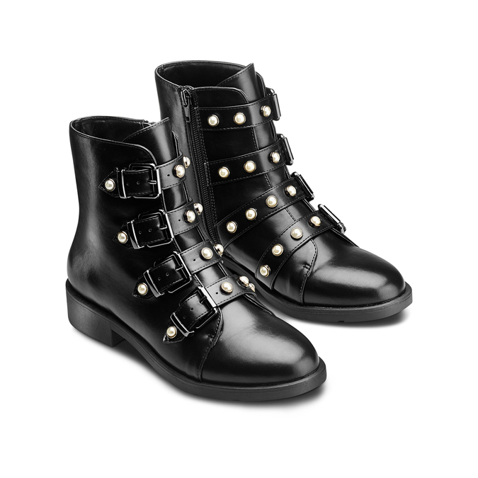 BATA Chaussures Femme bata, Noir, 591-6947 - 16