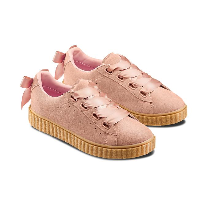 BATA Chaussures Femme bata, Rose, 543-5415 - 16