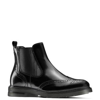 Women's shoes bata, Noir, 594-6929 - 13