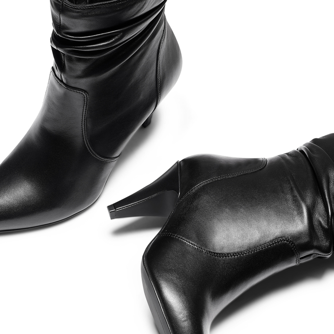 BATA Chaussures Femme bata, Noir, 794-6187 - 26