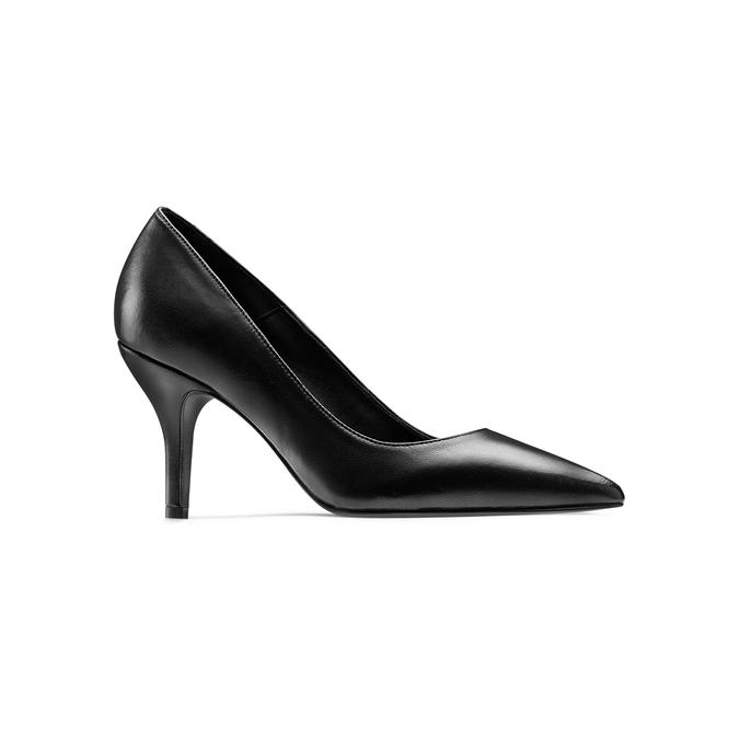 BATA Chaussures Femme bata, Noir, 724-6151 - 13