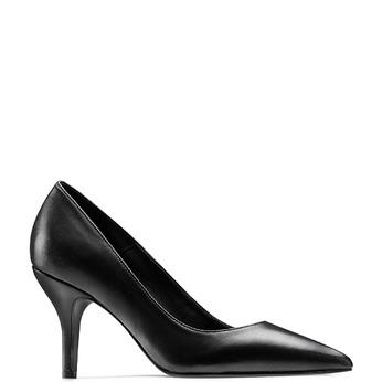 Women's shoes bata, Noir, 724-6151 - 13