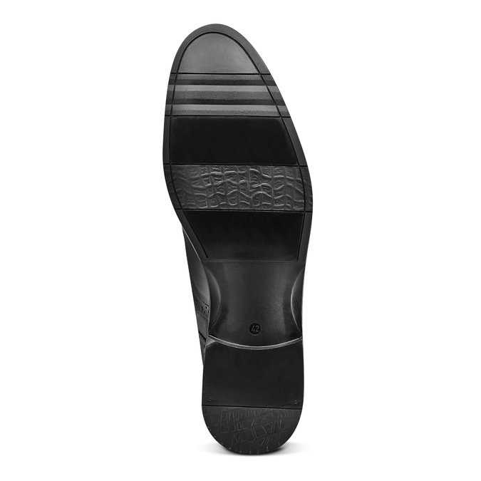 Men's shoes bata, Noir, 824-6511 - 19