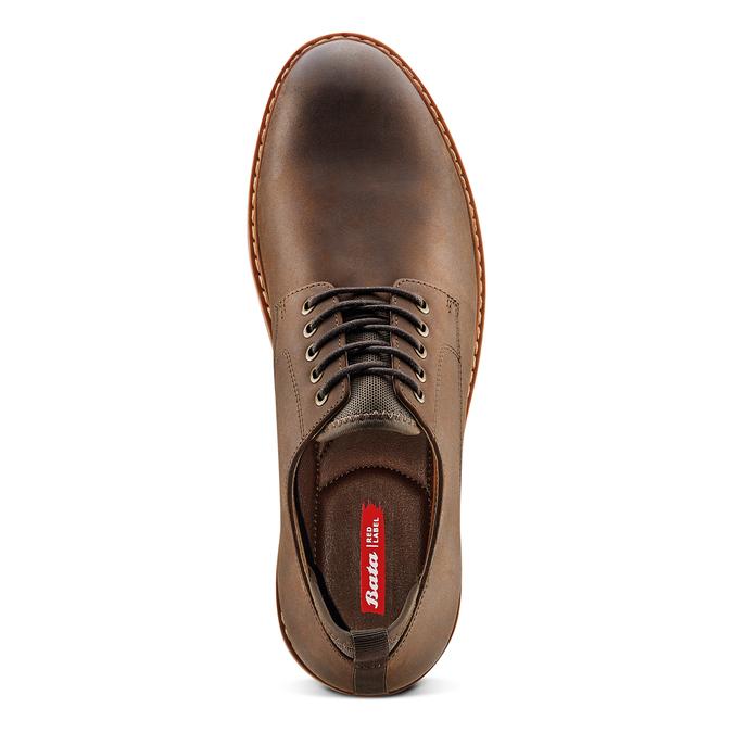 Men's shoes bata-rl, Brun, 821-4471 - 17