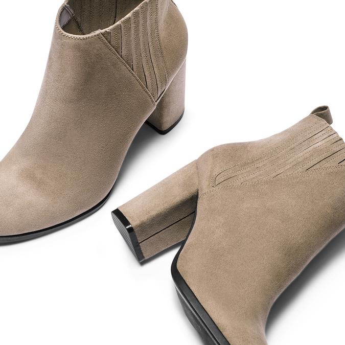 Women's shoes bata-rl, Brun, 799-3385 - 26