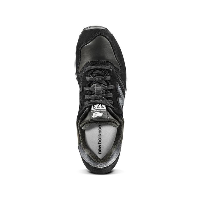 Chaussures Femme new-balance, Noir, 503-6123 - 17
