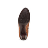 Women's shoes bata, Brun, 794-4445 - 19