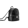 Backpack bata, Noir, 964-6301 - 13