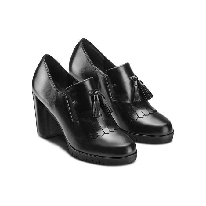 BATA Chaussures Femme bata, Noir, 714-6104 - 16