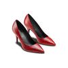 Women's shoes bata, Rouge, 724-5151 - 16