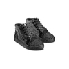 CHILDRENS SHOES mini-b, Noir, 229-6226 - 16