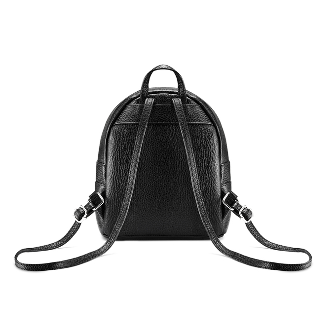 Backpack bata, Noir, 964-6301 - 26