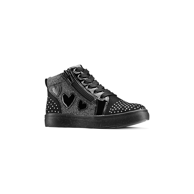CHILDRENS SHOES mini-b, Noir, 229-6226 - 13