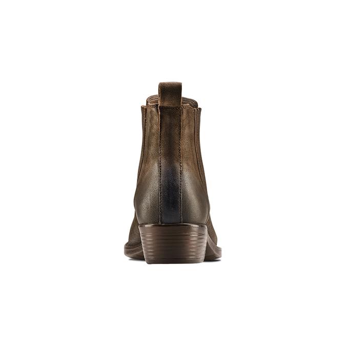 BATA Chaussures Femme bata, Brun, 596-4969 - 15