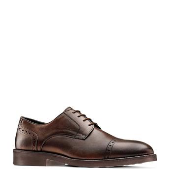 Men's shoes bata, Brun, 824-4513 - 13