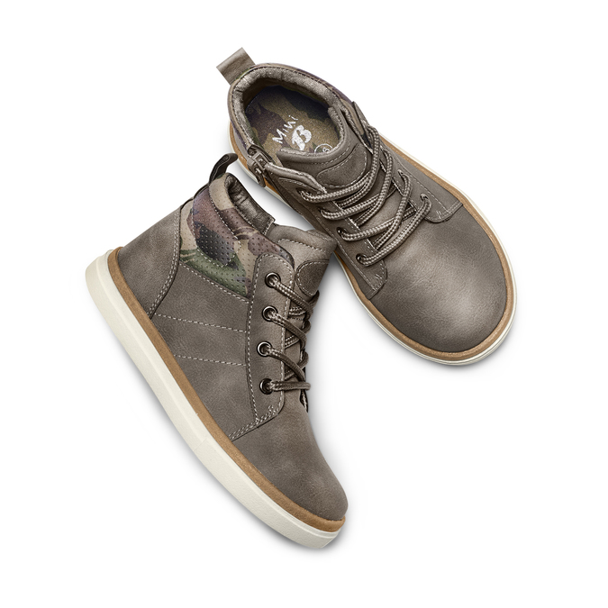 MINI B Chaussures Enfant mini-b, Gris, 291-2185 - 26