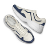 Men's shoes bata, Bleu, 824-9362 - 26