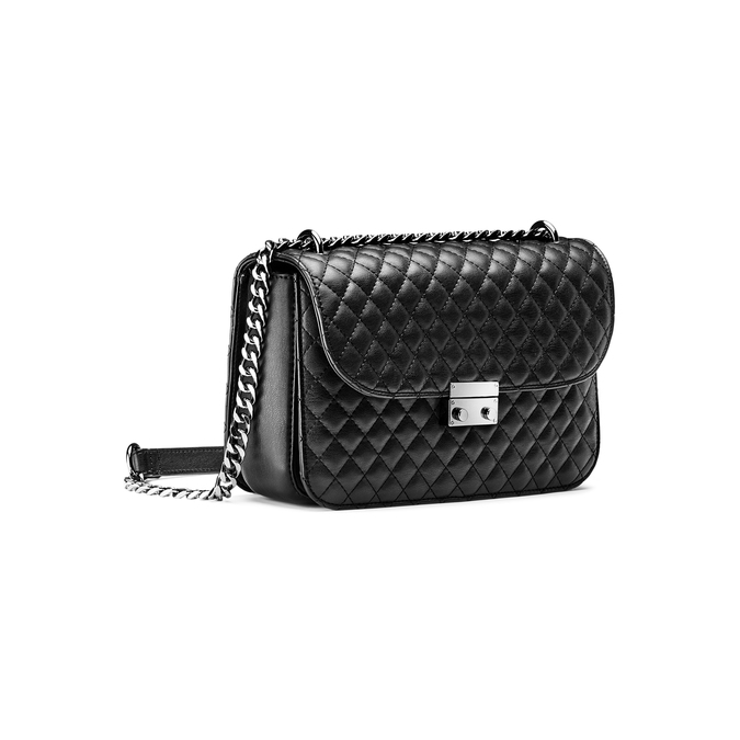 Bag bata, Noir, 961-6525 - 13