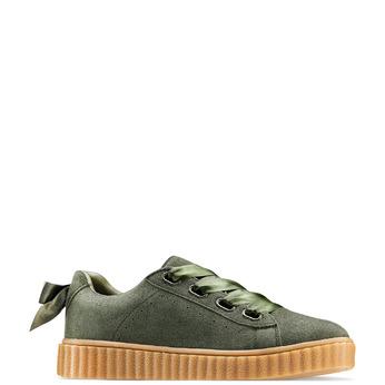 BATA Chaussures Femme bata, Vert, 543-7415 - 13