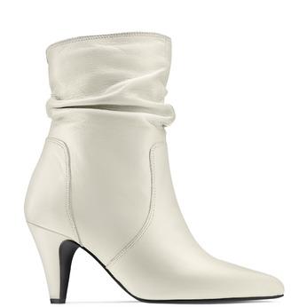 Women's shoes bata, Blanc, 794-1187 - 13
