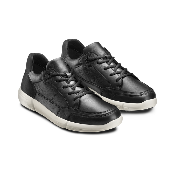 Men's Shoes bata-light, Noir, 844-6419 - 16