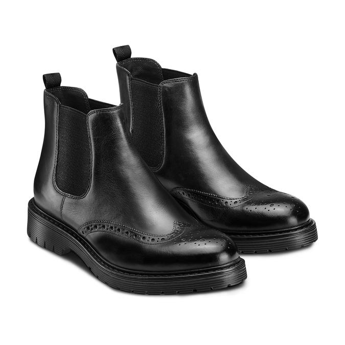 BATA Chaussures Homme bata, Noir, 894-6301 - 16