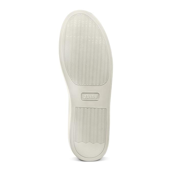 Men's Shoes bata, Bleu, 841-9496 - 19