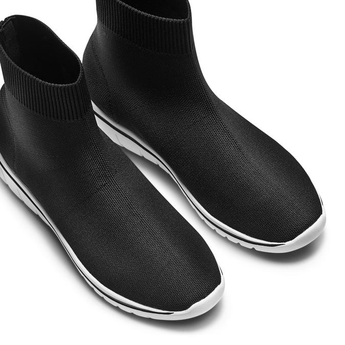 BATA Chaussures Femme bata, Noir, 539-6101 - 17